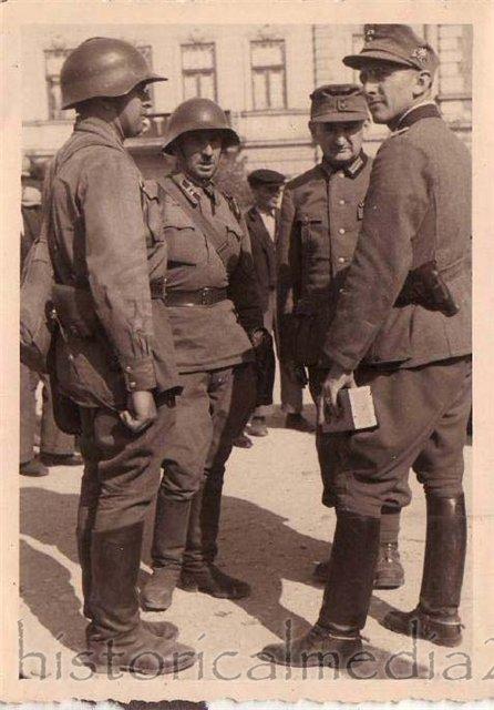 1939 русские и немцы